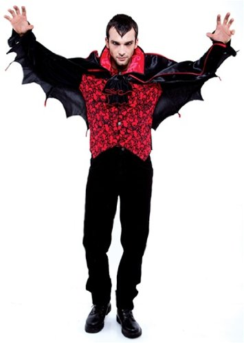 Count Dracula Adult Costume - Vampire