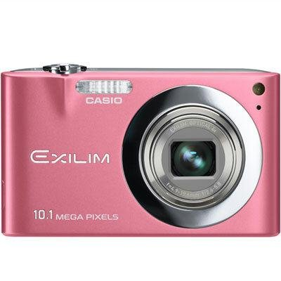 Casio EXILIM ZOOM EX-Z100 is the Best Pink Digital Camera for Interior Photos