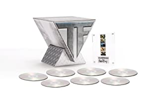 Transformers Limited Edition Collector's Trilogy (Seven-Disc Blu-ray Boxed Set: Transformers / Transformers 2 / Transformers 3 (+ Blu-ray 3D Version))