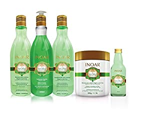Inoar Kit Natural Collection Capim Santo