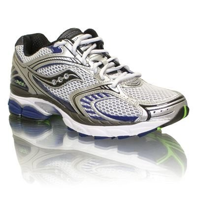 Saucony Progrid Hurricane 11 Running Shoes - 8 - Silver