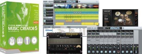 【Amazonの商品情報へ】MUSIC CREATOR 5 CW-MC5