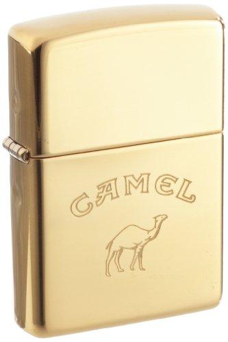 zippo-1150006-zippo-camel-words-bottom-brass-high-polished