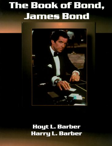 Image for The Book of Bond, James Bond