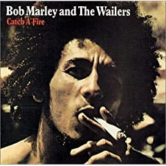 Cd Bob Marley and The Wailers - Catch a Fire