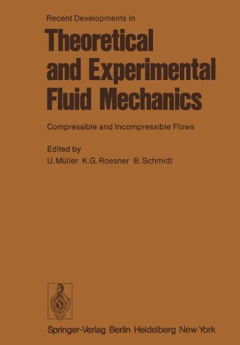 Recent Developments in Theoretical and Experimental Fluid Mechanics: Compressible and Incompressible Flows (English and