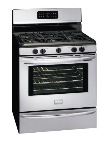 Frigidaire gallery stainless steel 4 piece appliance for Cheap bathroom appliances