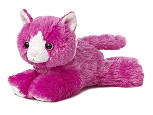 "Kutie Kitty Pink 8"" by Aurora - 1"