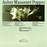 Cover of Auber: Rondo for Cello & Orchestra / Massenet: Fantaisie for Cello & Orchestra / Popper: Cello Concerto