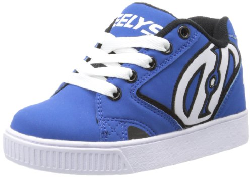 Heelys Propel Skate Shoe (Little Kid/Big Kid),Blue/White,5