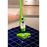 As Seen On TV H2O X5 Easily Converts to a Handheld Unit Steam Mop