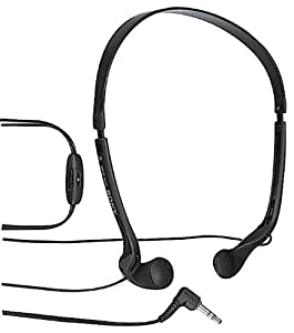 Sony MDR-W24V Headphones with Volume Control