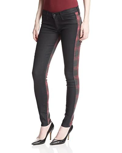 Hudson Women's Krista Vice Versa Super Skinny Jean