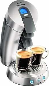 Philips HD7830/50 Senseo New Generation Kaffeepadmaschine silber/metallic