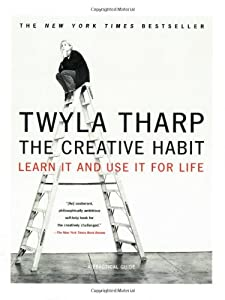 "Cover of ""The Creative Habit: Learn It an..."