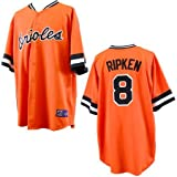 Cal Ripken, Jr. Majestic Athletic Authentic 1983 Baltimore Orioles Home Jersey