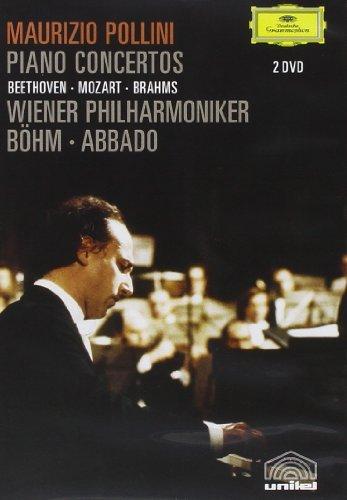 Maurizio Pollini Piano Concertos [DVD] [Import]
