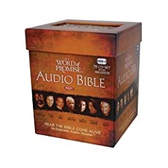 The Word of Promise Complete Audio Bible