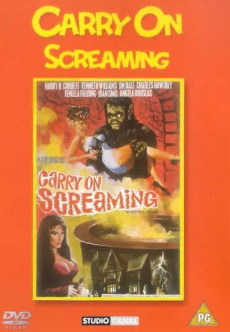 Carry on Screaming [DVD] [1966]