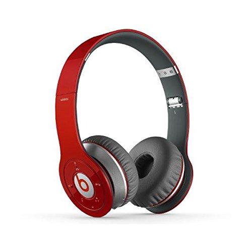 Beats Wireless On-Ear Headphone (Red)