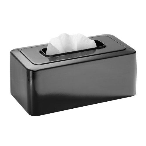Interdesign Olivia Facial Tissue Box Cover Holder For Bathroom Vanity New