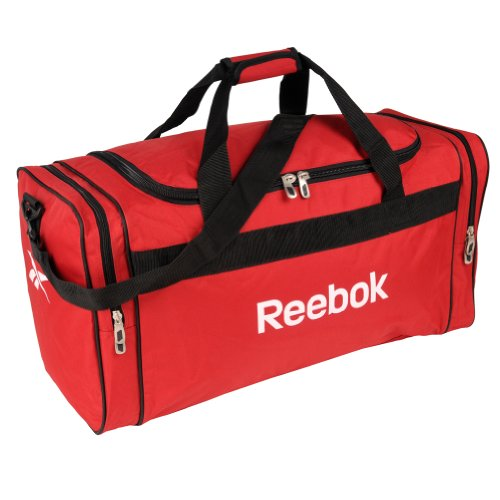 Gym Bags For Women  The Best New Red Reebok Coach Duffle Gym Sport ... 938444acf7197