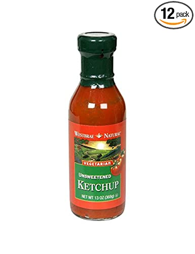 Westbrae Natural Vegetarian Unsweetened Ketchup