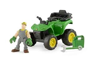 Ertl John Deere Gear Force ATV Playset