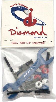 Diamond Supply Co Stevie Williams Hella Tight 7//8 Skateboard Hardware