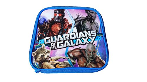 Marvel's Guardians of the Galaxy Insulated Soft-Sided Lunch Tote - 1