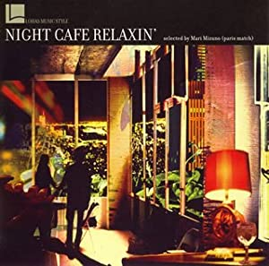 LOHAS Music Style Night Cafe Relaxin'