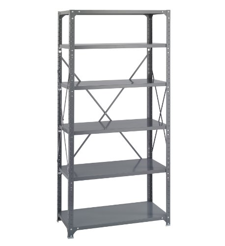 36 X 18 Commercial 6 Shelf Kit By Safco front-928686
