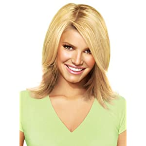hairdo from Jessica Simpson and Ken Paves 14