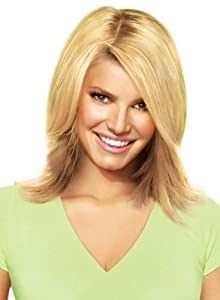 "hairdo from Jessica Simpson and Ken Paves 14"" Clip-In Extension, Layered Flip, Dark Chocolate"