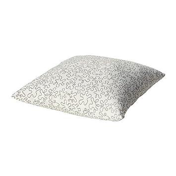 Ikea Oreiller Krakris 35x35cm Blanc Gris Shopfr63