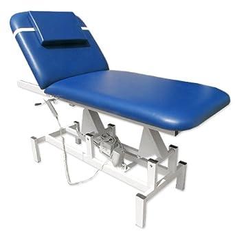 11938 terapia elettrica da letto sala di riposo tavolo di trattamento lettino da massaggio divano in blu
