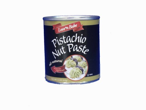 Buy Love 'N Bake Baking Pastes, Pistachio Nut Paste, 11-Ounce Cans (Pack of 3) (Love 'n Bake, Health & Personal Care, Products, Food & Snacks, Baking Supplies, Pie & Cobbler Fillings)