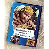 Traps and Trapping: Woodsmaster Vol. 5 (DVD)by Ron Hood