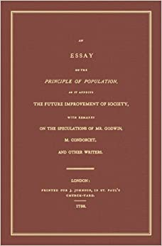 An Essay on the Principle of Population - Wikipedia, the free