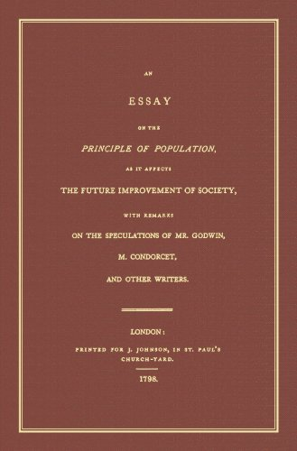 classics essay oxford population principle world The world's classics thomas malthus an essay on the principle of population edited with an introduction by geoffrey gilbert oxford new york oxford university press  contents introduction vii note on the text xxvi select bibliography xxvii a chronology of thomas robert malthus xxix an essay on the principle of population i explanatory notes 159.