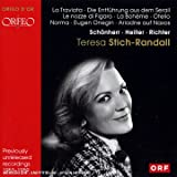 echange, troc  - Teresa Stich-Randall: Previously Unreleased Recordings, 1953-1959