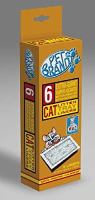 Paramount Retail Group Ta Pet Brands Cat Litter Liners