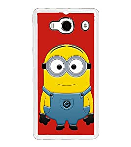 Popular Cartoon Character 2D Hard Polycarbonate Designer Back Case Cover for Xiaomi Redmi 2S :: Xiaomi Redmi 2 Prime :: Xiaomi Redmi 2