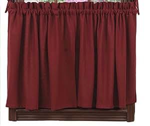 Amazoncom IHF New Burlap Wine Design 24 Tier Window