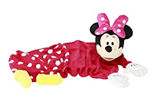 Cuddleuppets Minnie Mouse Plush Puppet by Cuddleuppets
