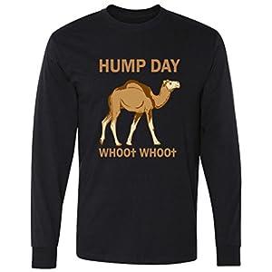 HUMP DAY whoo whoo Long Sleeve T-Shirt