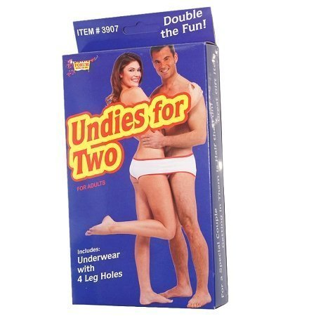 Fundies Undies for Two (New Box)