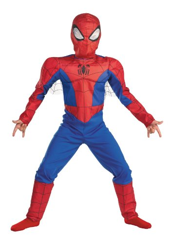 Spectacular Spider-Man Costume