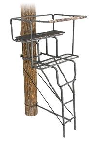 Ameristep 2-Man Ladder Stand, 15-Feet by Ameristep