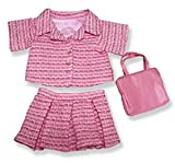 "Ladies Business Suit Outfit Teddy Bear Clothes Fit 14"" - 18"" Build-a-bear, Vermont Teddy Bears, and Make Your Own Stuffed Animals"